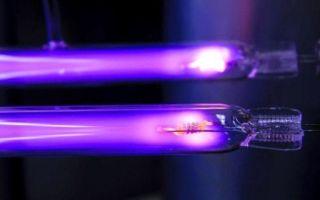 Описание и правила использования кварцевой лампы для дезинфекции помещений