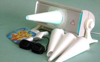 Описание и правила применения кварцевого ультрафиолетового облучателя Солнышко