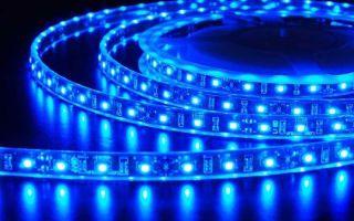 Полная характеристика ультрафиолетовых светодиодов и лент
