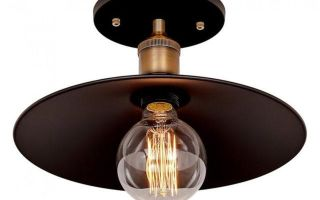 Светильники лофт – светильники для нового формата жизни