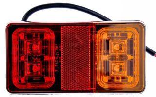 Как выбрать задние фонари для прицепа: на что стоит обратить внимание