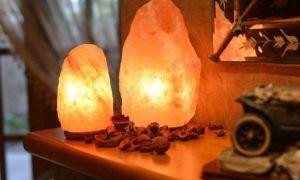 Что такое соляная лампа – польза и вред для человека