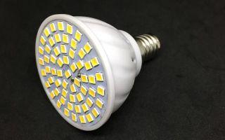 Основные причины моргания светодиодной лампы (LED)