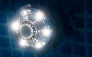 Как выбрать светодиодные (LED) светильники для бассейна