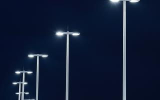 Как правильно выбрать светодиодный (LED) светильник для уличного освещения на столб