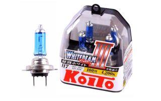 Подбор лучших автомобильных ламп Koito (Япония)
