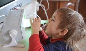 Описание и инструкция по применению кварцевого аппарата для лечения горла и носа