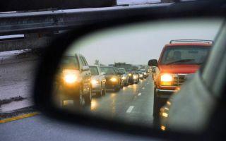 Можно ли ездить днем без света: ПДД, штраф с 1 апреля