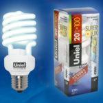 Лампа Uniel ESL