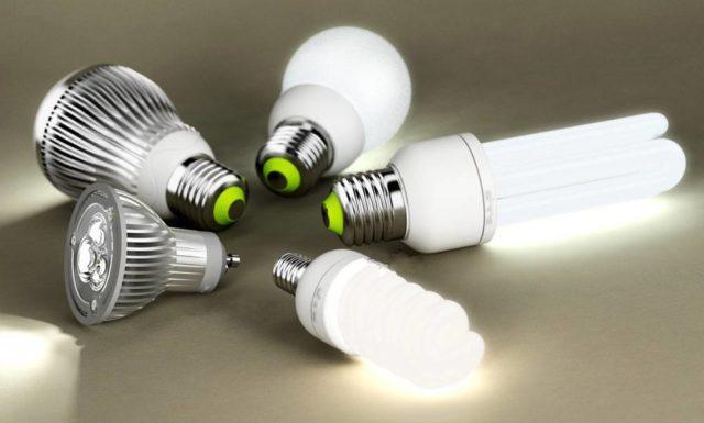 Экономные лампы