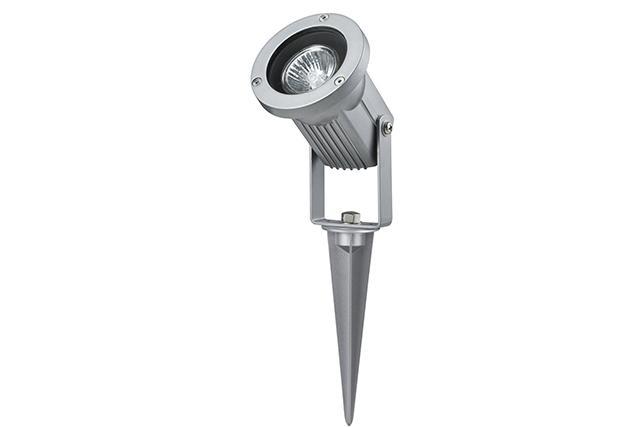 Конусный светильник