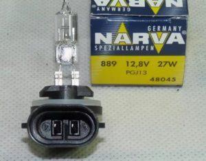 Лампа h27 narva