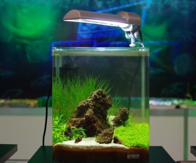 Лед лампа для аквариума