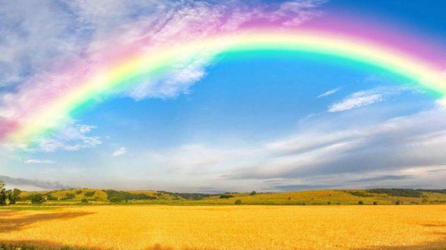 Явление радуги