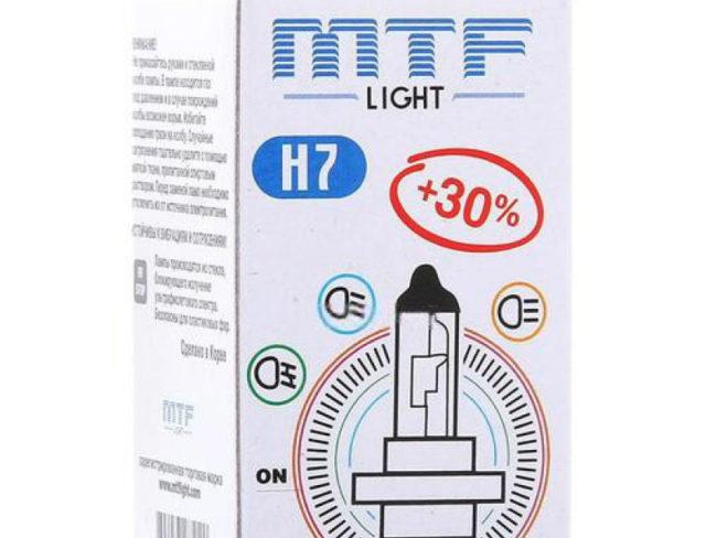 Лампа mtf light