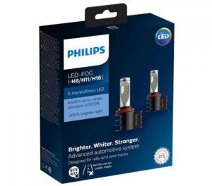 Лампа philips x treme