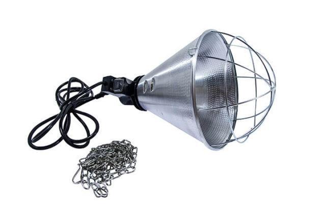 Лампа с цепью