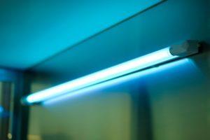 Лампа кварцевая