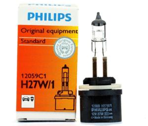 Лампа philips h27