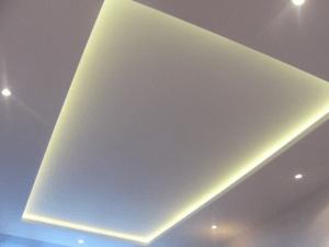 Подсветка с лампами